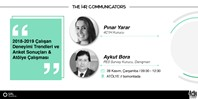 2018'in son the HR Communicators'ı geliyor!